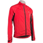 Bellwether Velocity Men's Jacket: Red