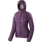 Sierra Designs Women's Elite DriDown Hoody: Purple