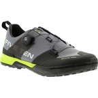 Five Ten Kestrel Men's Clipless/Flat Pedal Shoe: Gray Semi Solar