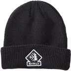 Surly Omniterra Beanie: Black One Size
