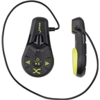 Finis Duo Underwater MP3 Player: Black/Acid Green