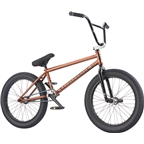 "We The People Crysis Freecoaster 20"" 2017 Complete BMX Bike 21"" Top Tube Glossy Metallic Copper"
