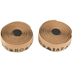Salsa Glyph Gel Cork Bar Tape Natural/Tan