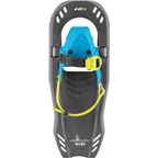 Louis Garneau NEO Kid 616 Snowshoes: Gray/Blue