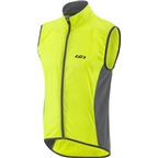 Louis Garneau Blink RTR Men's Vest: Yellow/Black