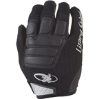 Lizard Skins Monitor HD Gloves: Jet Black