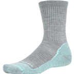 Swiftwick Pursuit Six Light Cushion Hike Sock: Heather/Mint