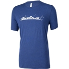 Salsa Stargazer Men's T-Shirt: Blue