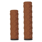 Serfas CNG-3S Connectors Grips - Twist Shift and Standard - Brown