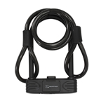 Serfas 165mm U-Lock and Cable
