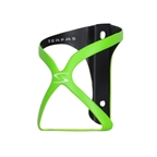 Serfas Spyre Carbon Water Bottle Cage -  Lime Green