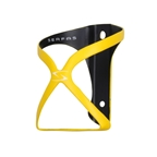 Serfas Spyre Carbon Water Bottle Cage - Yellow