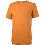 Surly Merino Pocket T-Shirt: Orange