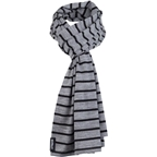 Surly Merino Wool Scarf: Navy One Size