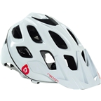 SixSixOne Recon Scout Helmet: White/Red SM/MD