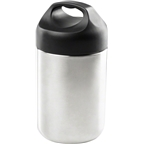GSI Outdoors Glacier Stainless Tiffin Vacuum Food Container: 14oz Brushed