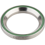 """Wheels Manufacturing 1-1/4"""" 45 x 45 degree Stainless Steel Angular Contact Bearing 34mm ID x 46.8mm OD"""