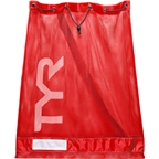 TYR Mesh Equipment Bag: Red