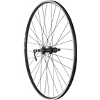Quality Wheels Road Rim Brake Rear Wheel 700c QR Formula 135mm/ WTB DX17