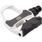 iSSi Road Pedal Carbon Brilliant White