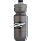 Zipp Water Bottle Purist Watergate by Specialized Zipp: Gray, 22oz
