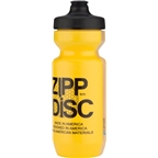 Zipp Water Bottle Purist Watergate by Specialized Zipp: Disc Yellow, 22oz
