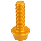 Dimension Gold Anodized Bolts M5x.8 16mm