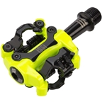 Pedal iSSi II Triple Hi-Vis Yellow