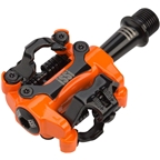 Pedal iSSi II Triple Hi-Vis Orange