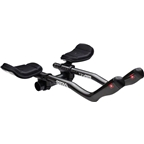 Profile Design T3 Plus Carbon Aerobar: with J5 Bracket and F-40TT Armrest, Black