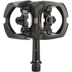 iSSi Trail II Pedal +12 BlackOut Black