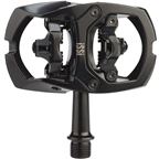 iSSi Trail II Pedal +6 BlackOut Black