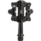 Pedal iSSi II +6mm Spindle Intense Black