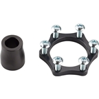 Wolf Tooth Components and Lindarets Boostinator, Rear, Hope Pro 2 EVO