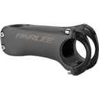 Parlee Carbon Stem, -6 Degree, 35mm Clamp, 90mm, Black
