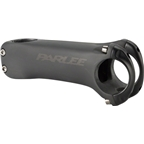 Parlee Carbon Stem, -6 Degree, 35mm Clamp, 110mm, Black