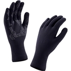 Seal Skinz Ultra Grip Glove: Black