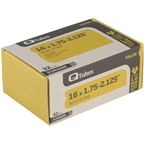 "Q-Tubes 16 x 1.75-2.125"" Value Series Schrader Valve Tube"