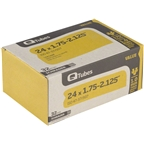 "Q-Tubes 24 x 1.75-2.125"" Value Series Schrader Valve Tube"