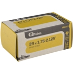"Q-Tubes 29 x 1.75-2.125"" Value Series Schrader Valve Tube"