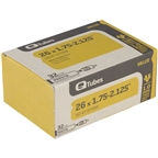 "Q-Tubes 26 x 1.75-2.125"" Value Series 32mm Presta Valve Tube"