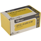 "Q-Tubes 27.5 x 2.125-2.35"" Value Series 48mm Presta Valve Tube"
