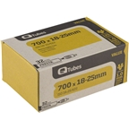 Q-Tubes 700c x 18-25 Value Series 32mm Presta Valve Tube