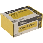 Q-Tubes 700c x 18-25 Value Series 48mm Presta Valve Tube