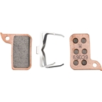 SRAM Disc Brake Pad Set Sintered with Steel Back fits Hydraulic Road Disc Level Ultimate and Level TLM