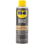 WD-40 BIKE All Conditions Lube: Individual 6oz Aerosol