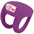 Knog Frog Strobe Rear - Grape
