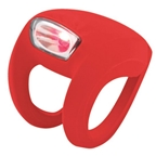 Knog Frog Strobe Rear - Red