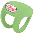 Knog Frog Strobe Rear - Lime