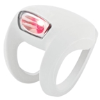 Knog Frog Strobe Rear - White